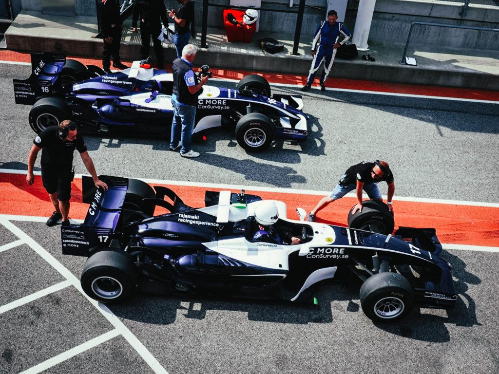 Rajamäki Racing, Auto24ring